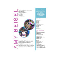 AmyBeiselResume